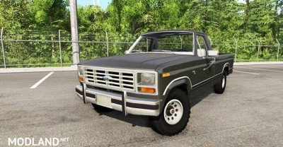 Ford F-150 Ranger 1984 V 4.0 [0.8.0], 1 photo